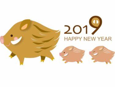 【まとめ】2019年新年のご挨拶~愛ある輪の広がりに感謝し正直にまっすぐ進んでいきます~
