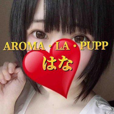 【体験】AROMA・LA・PUPP(はな)~No.1小柄で童顔な可愛い美女 心から守ってあげたくなる
