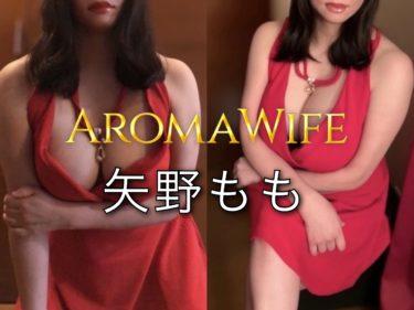【体験】飯田橋 AROMA WIFE(矢野もも) ~G線上のハネムーン~